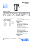 Sparrow Kettle HD4631