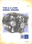THE 6.2 LITER DIESEL ENGINE