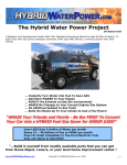 The Hybrid Water Power Project