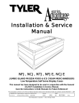 Installation & Service Manual