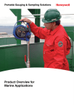 Product Overview for Marine Applications