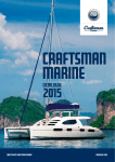 Catalogue Catalogue - Craftsman Marine Ukraine