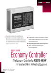 The Economy Controller for ROBERTS GORDON
