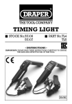 TIMING LIGHT - Draper Tools