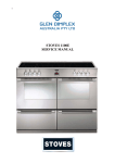 stoves 1100e service manual