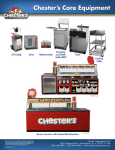 Chester`s Core Equipment - Chesters International, LLC.