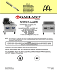 1382687 Clamshell Electric Service Manual 9903