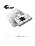 50 HzM-7 Technical Service Manual