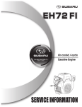 EH72 FI - Subaru Industrial Power
