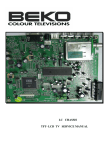 LC CHASSIS TFT- LCD TV SERVICE MANUAL