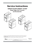 Service Manual - East Coast Metal Distributors