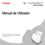 DR-M160 User Manual