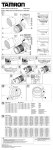 Tamron 272E B01 Instruction Manual Portuguese 1010