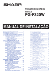 PG-F320W SETUP MANUAL (P)