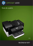 HP Officejet 6500 (E709) All-in-One Series User