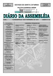 6.138 - Assembleia Legislativa do Estado de Santa Catarina