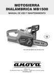 Manual usuario MB1500