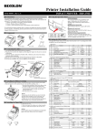 Printer Installation Guide