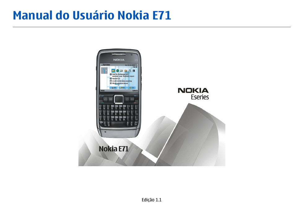 Инструкция к телефону e71