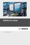 VIDOS: Manual (Italian) - Bosch Security Systems