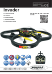 PDF: Invader Quadrocopter, -Shop (Download)