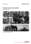 PowerFlex 750-Series Safe Torque Off Manuale dell`utente