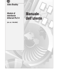 Manuale dell`utente - Rockwell Automation