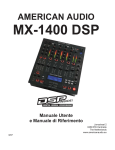 MX-1400 DSP - Amazon Web Services