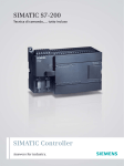 SIMATIC S7-200 SIMATIC Controller - click4business
