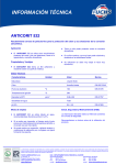 anticorit 532 - Fuchs Lubricantes