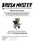 Brush Master Owner`s Manual Final 7-14