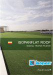 ISOPANFLAT ROOF