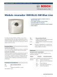Módulo resonador ISM-BLA1