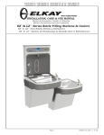 EZ & LZ Series Bottle Filling Stations & Coolers
