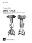 Serie 41005 - GE Measurement & Control