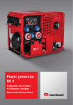 Power generator RS 9