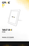 Manual Tablet f978