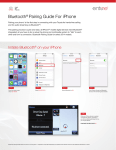 Bluetooth® Pairing Guide For iPhone