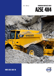 A25E 4x4 Product Brochure French