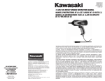 12-volt dc impact wrench instruction manual manuel d`instructions
