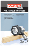 PROJECTEUR PORTABLE - Lidl Service Website