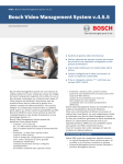Bosch Video Management System v.4.5.5
