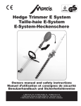 331708 Hedge Trimmer.qxd