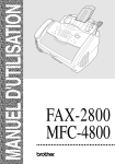 MFC-4800 - Brother