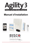 Risco Agility 3 - Electronique Sécurité Protection