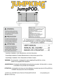 JumpPODTM - JumpKing