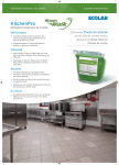 KitchenPro - Ecolab Suisse