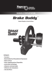 Brake Buddy™ - Tapco Europe Tools