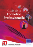 Formation Professionnelle - FO
