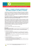 PRIME 5 – DOUBLE VITRAGE SUPERISOLANT (EN